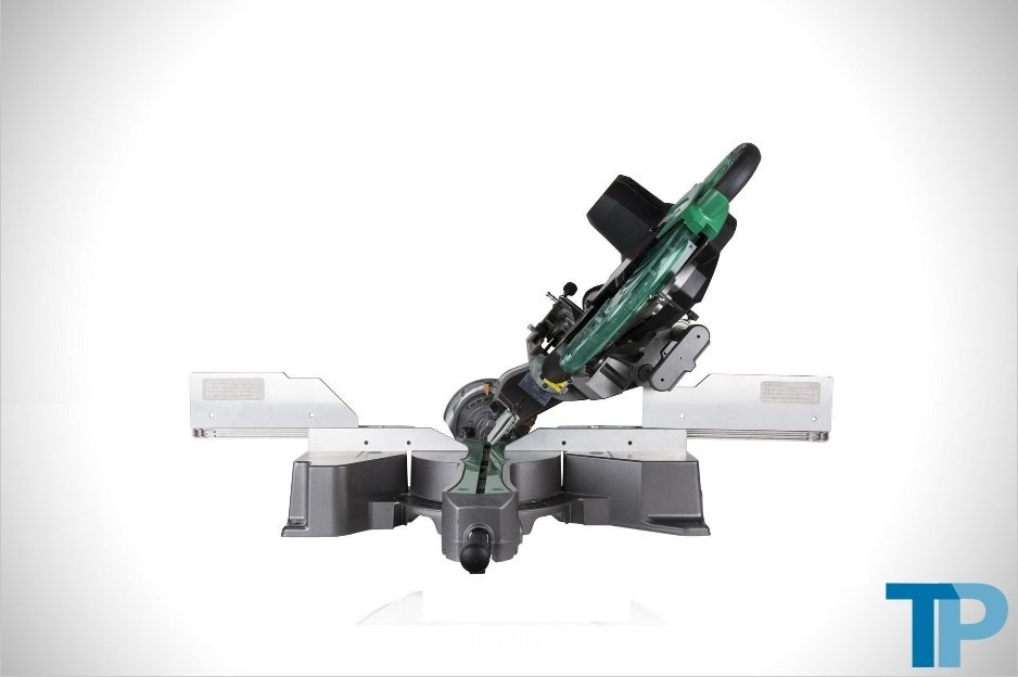 Hitachi C12RSH2 15-Amp 12-Inch Dual Bevel Sliding Compound Miter Saw Review