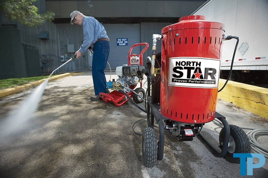 Hot Water Pressure Washers & Industrial Power Washers