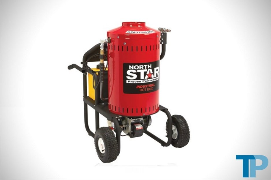 Electric Powered Hot Water Pressure Washers