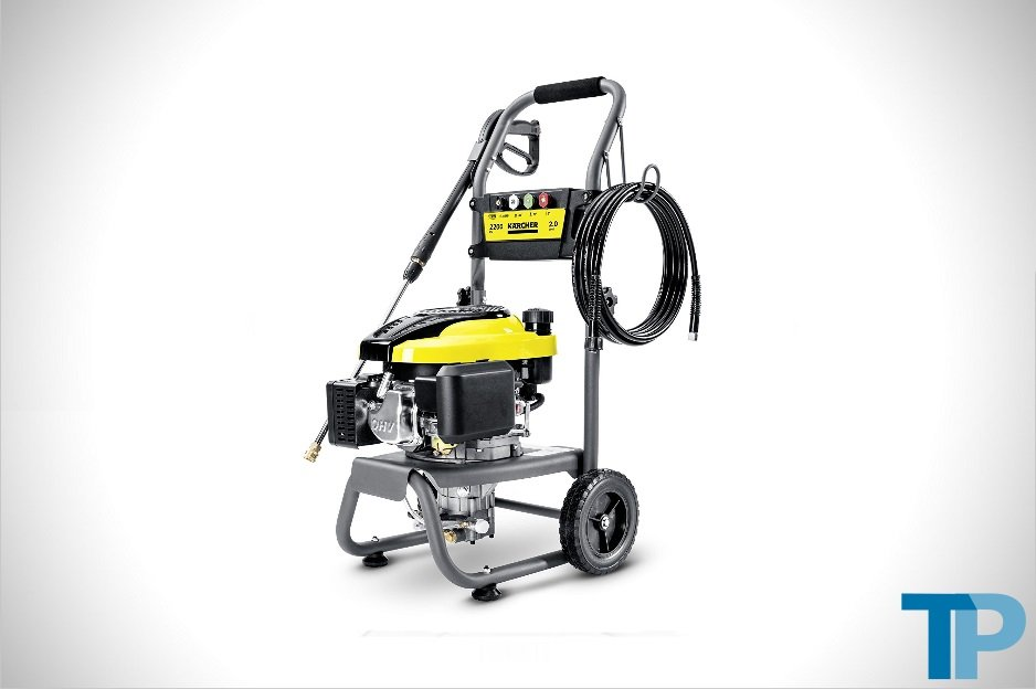 Karcher G2200 Performance Series Gas Power Pressure Washer Review