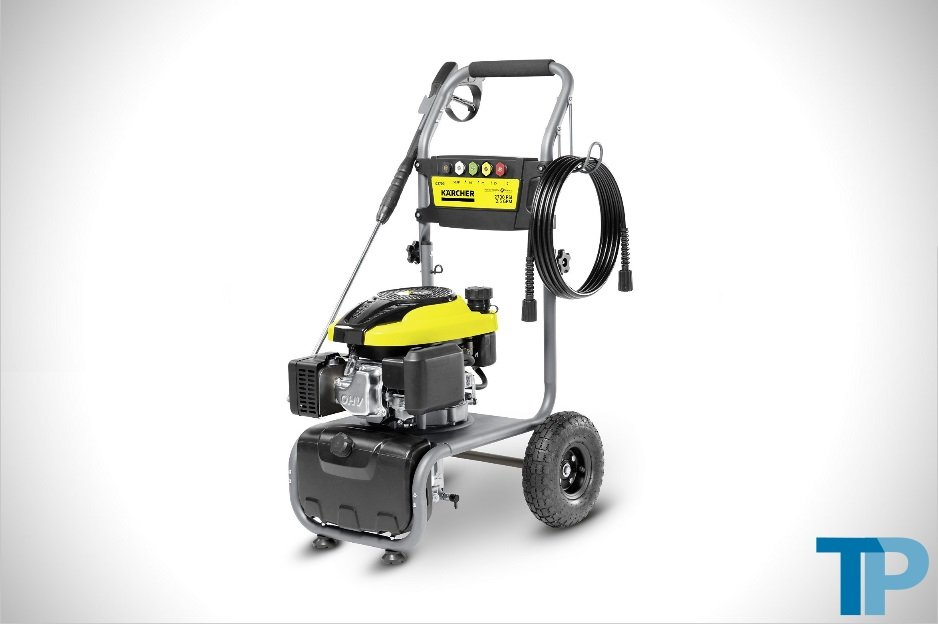 Karcher G2700 Gas Power Pressure Washer Review
