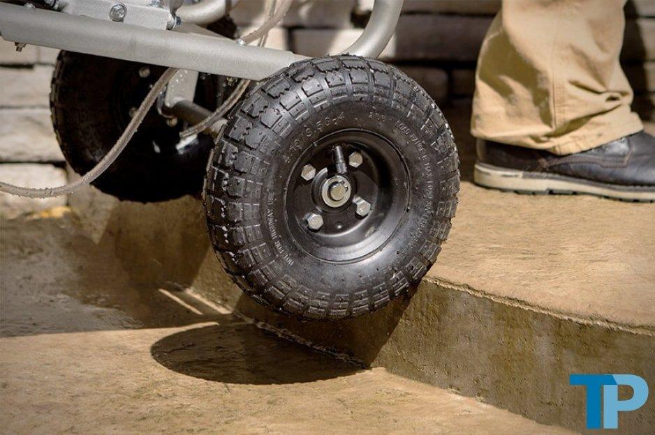 Karcher G3000 Performance Series Gas Power Pressure Washer Test