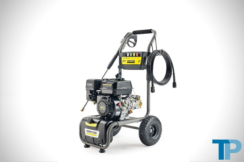 Karcher G3000 Performance Series Gas Power Pressure Washer Review