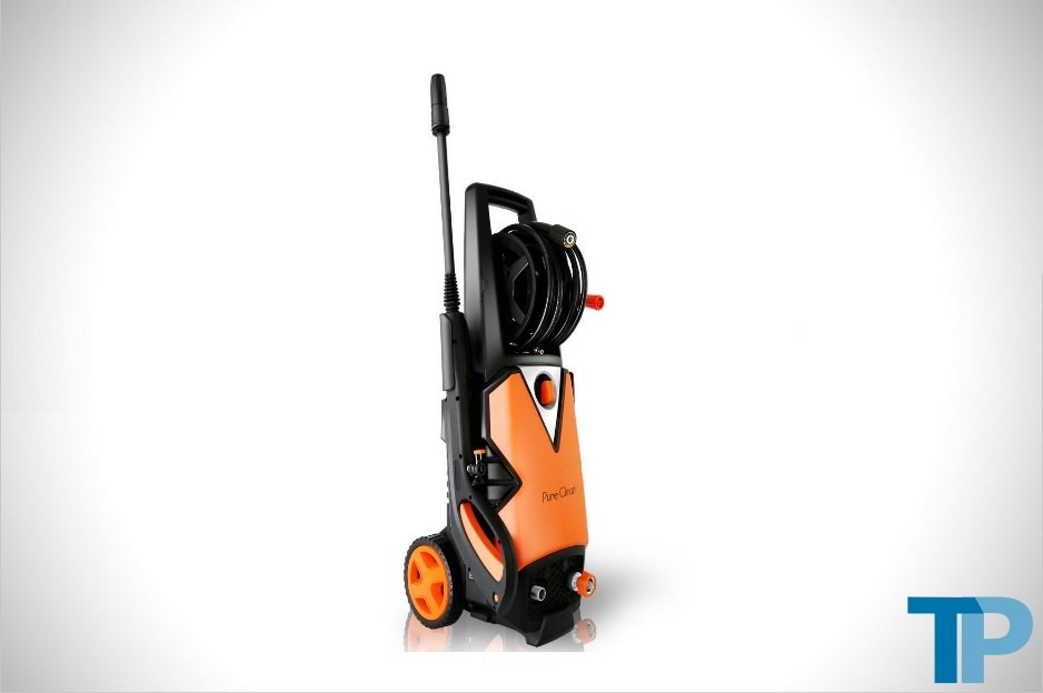 Low-Flow Pressure Washers