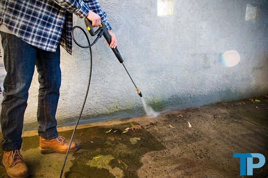 Power washing and pressure washing questions