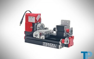 Signswise High Quality Motorized Mini Metal Working Lathe