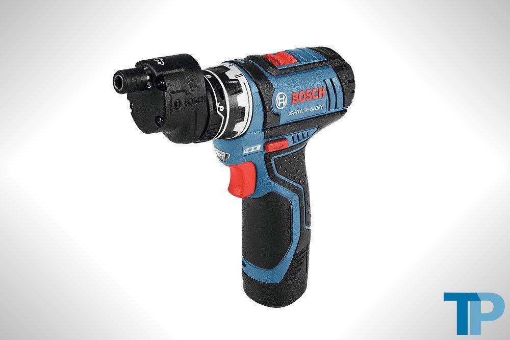 Bosch GSR12V-140FCB22 12V Max Flexiclick 5-In-1 Drill/Driver System Test