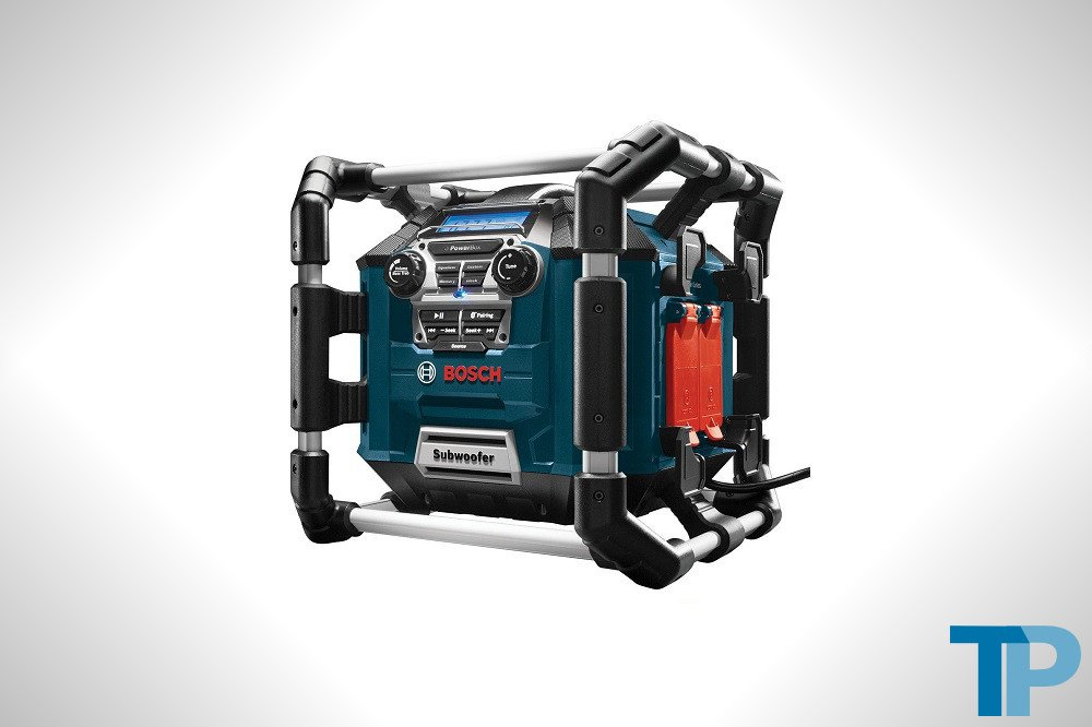 Bosch PB360C Power Box Jobsite AM/FM Radio/Charger/Digital Media Stereo Review