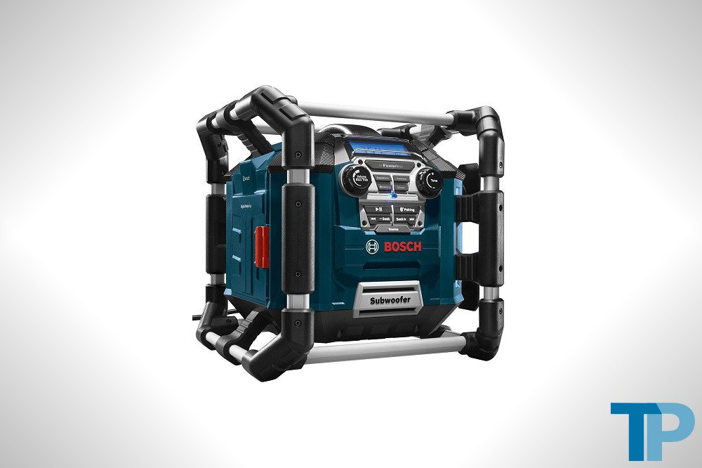 Bosch PB360C Power Box Jobsite AM/FM Radio/Charger/Digital Media Stereo