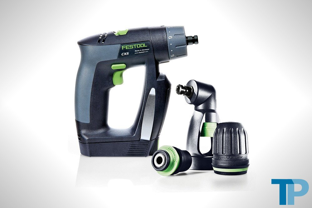 Festool 564274 CXS Compact Drill Driver Set With Right Angle Chuck Review