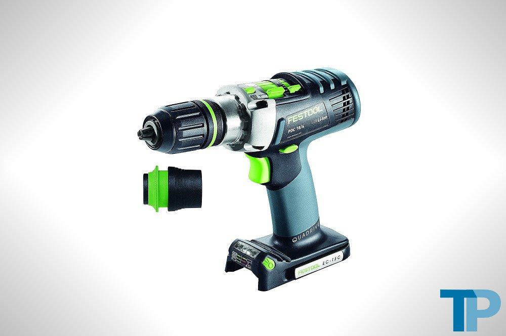 Festool 574700 Cordless Drill Review