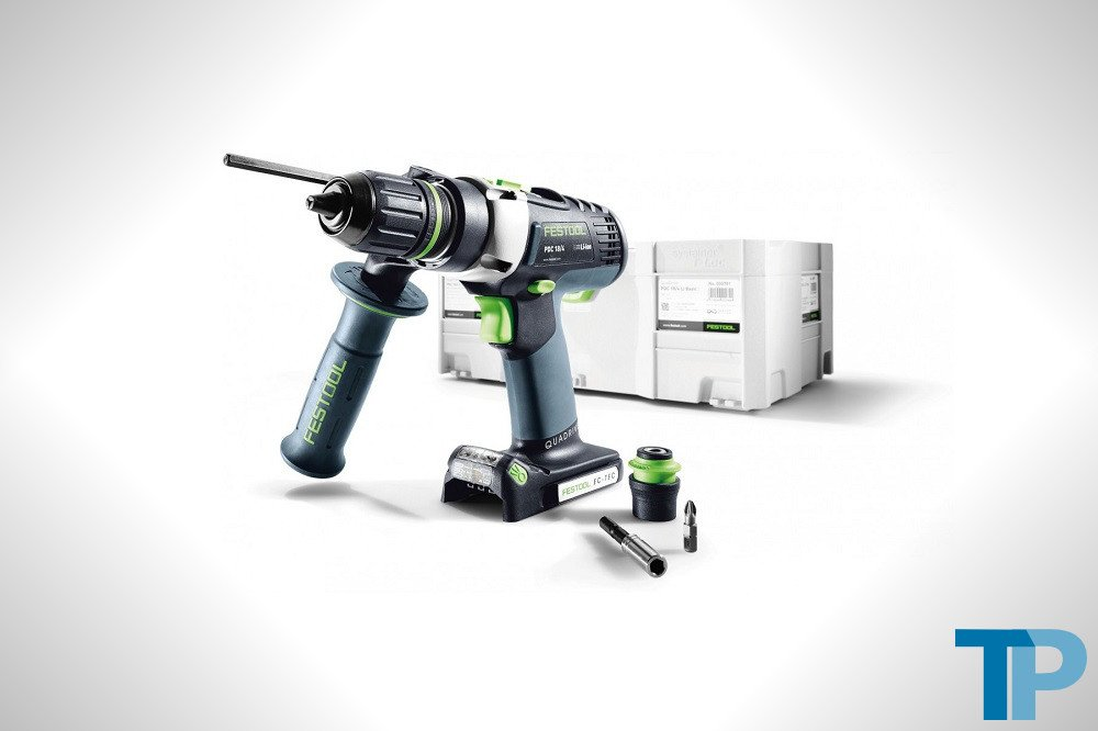 Festool 574700 Cordless Drill Test