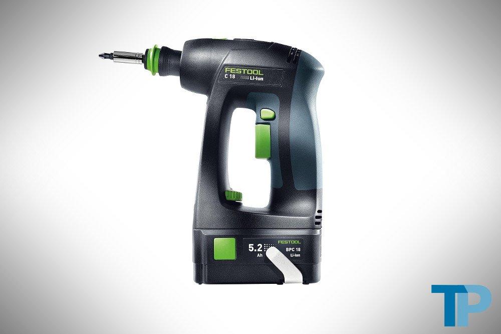 Festool C18 Li 5.2 Plus 564615 Cordless Drill Review
