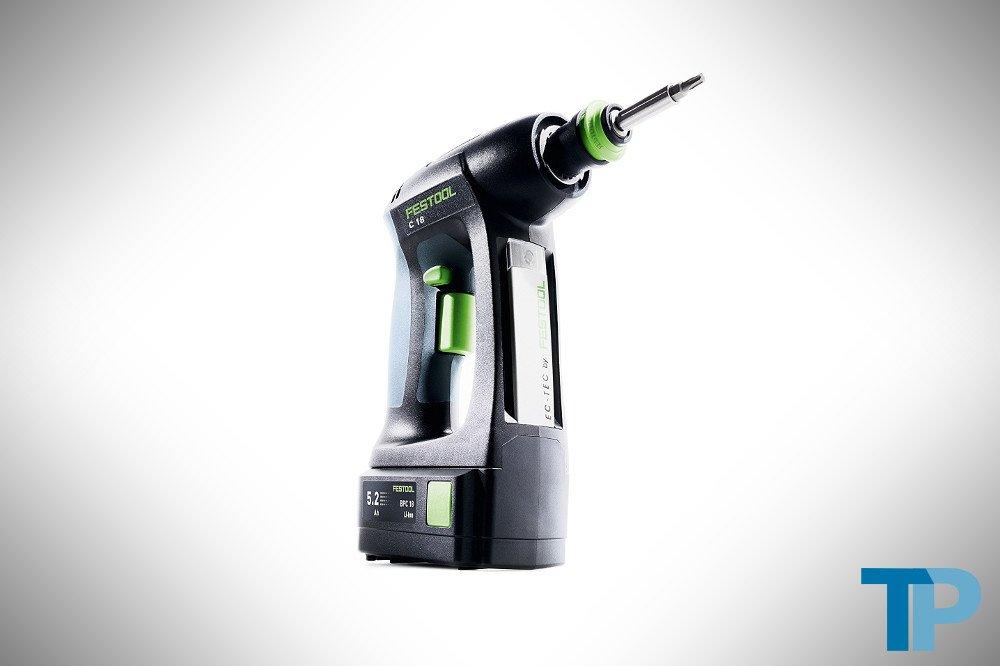 Festool C18 Li 5.2 Plus 564615 Cordless Drill Test