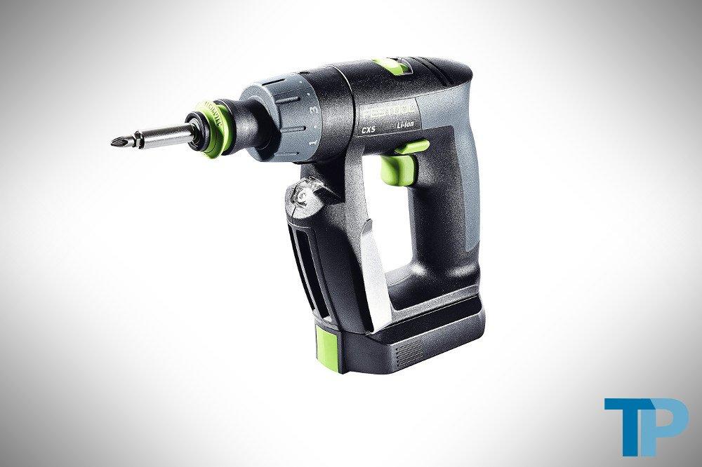 Festool CXS Compact Drill Li 2.6Ah 564534 Compact Drill Review