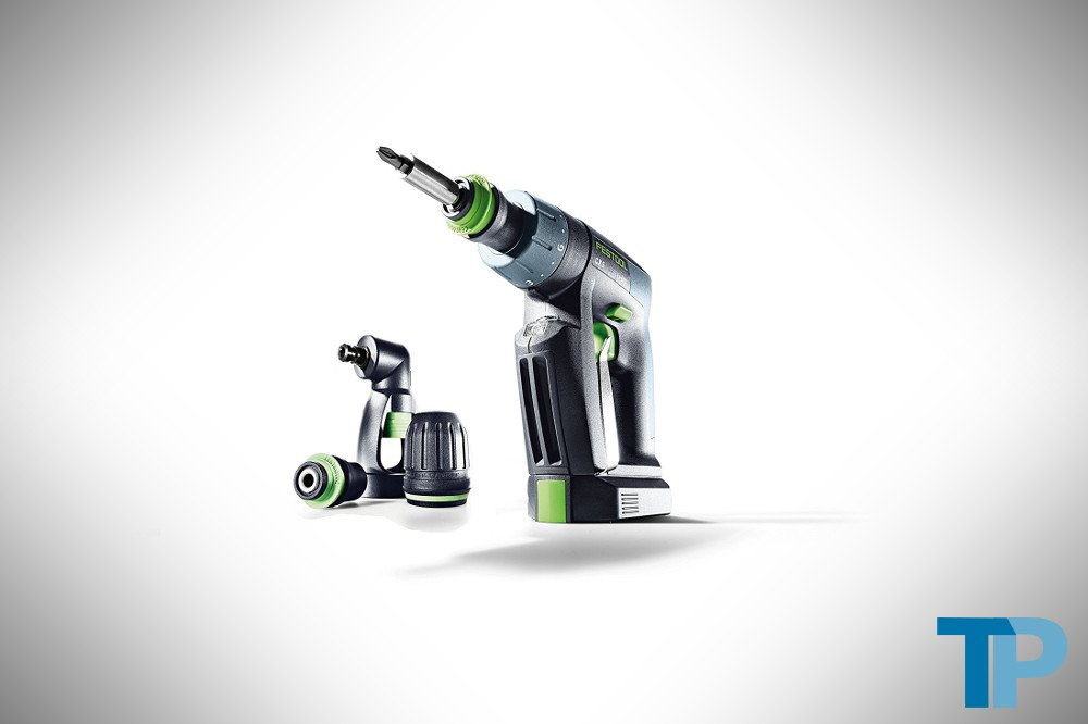 Festool CXS Compact Drill Set Li 2.6Ah 564535 Compact Drill Set Review