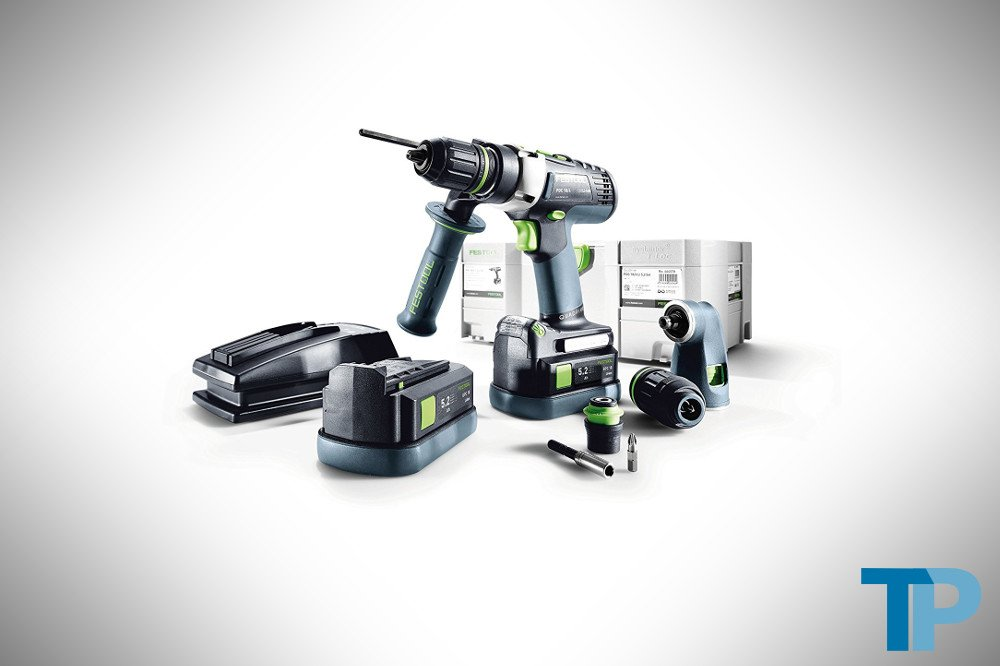 Festool PDC18 5.2Ah Set 564597 Cordless Drill Review