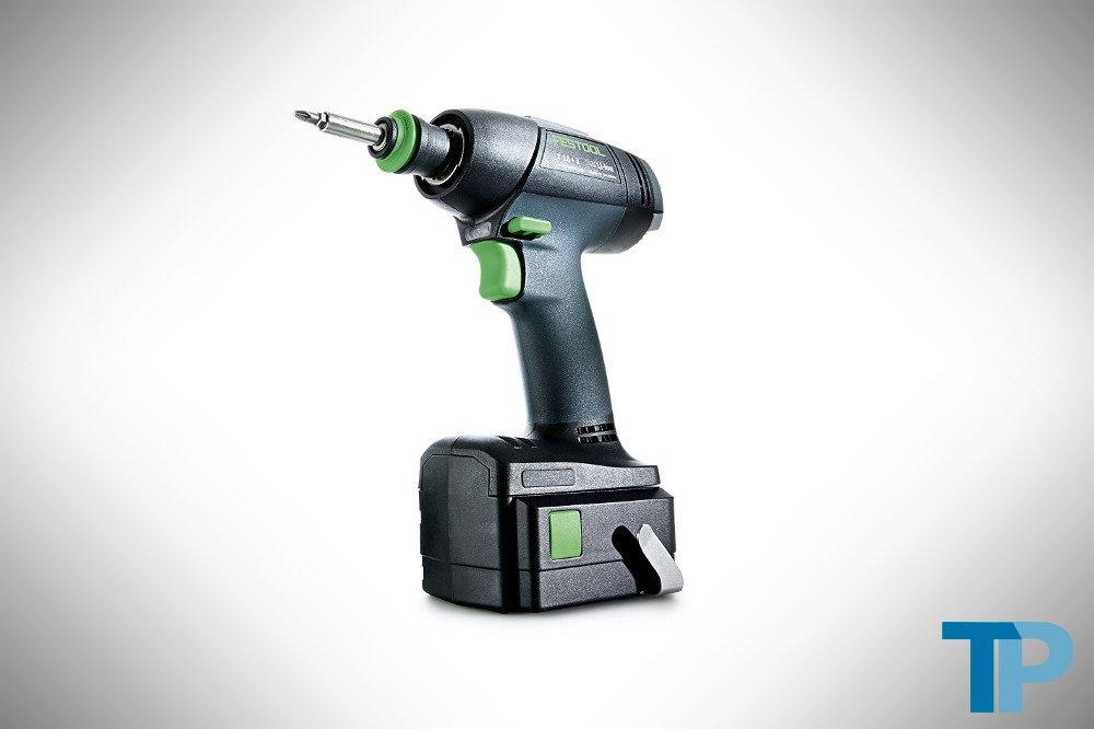 Festool T18+3 Li Set 564575 Cordless Drill Test