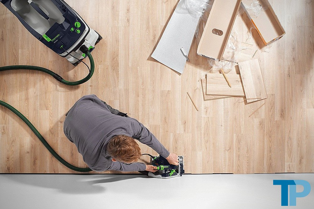Festool TS 55 REQ Track Saw Review