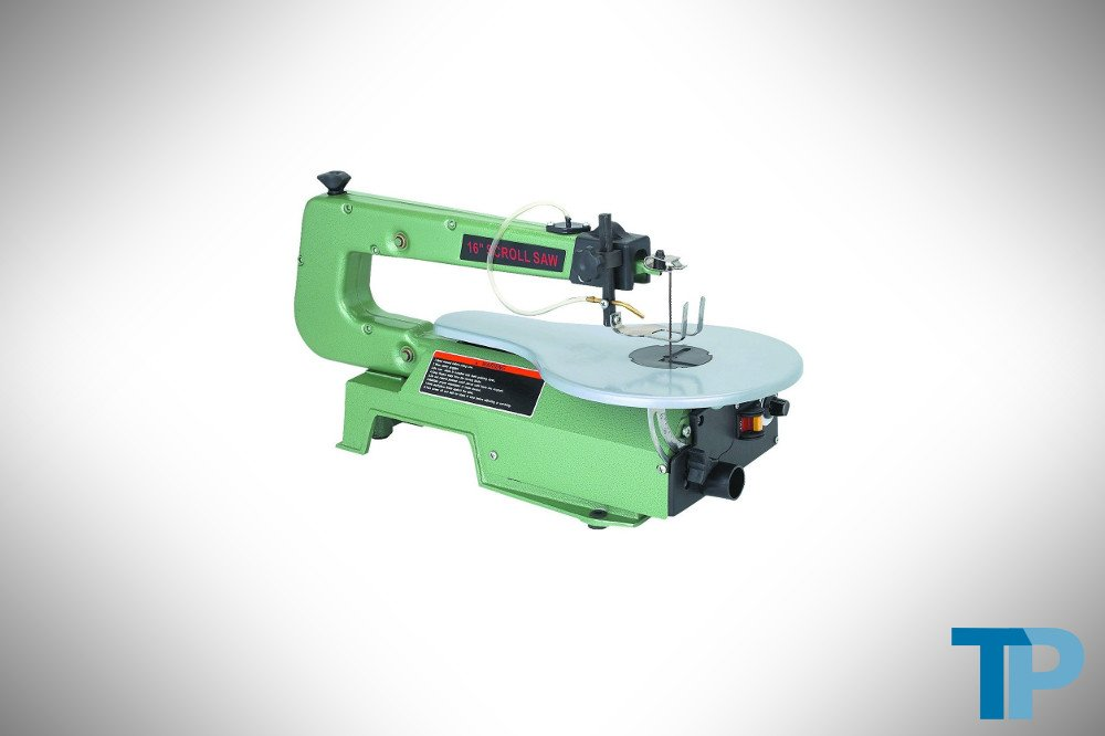 HF tools 16in Variable Speed Scroll Saw Review