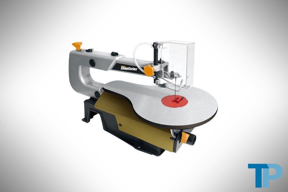 Rockwell RK7315 Shop Series 16-Inch Scroll Saw Review