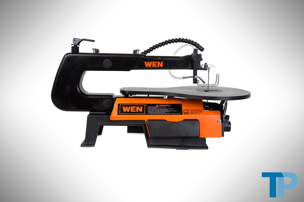 WEN 3920 16-Inch Two-Direction Variable Speed Scroll Saw Review