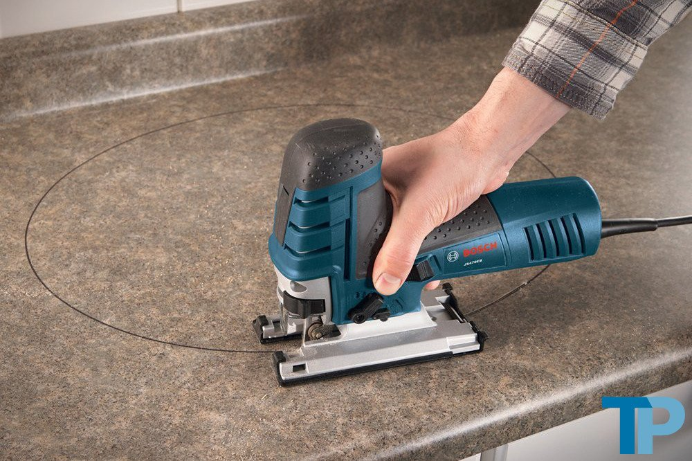 Bosch JS470EB 7 Amp Corded Variable Speed Barrel-Grip Jig Saw Review
