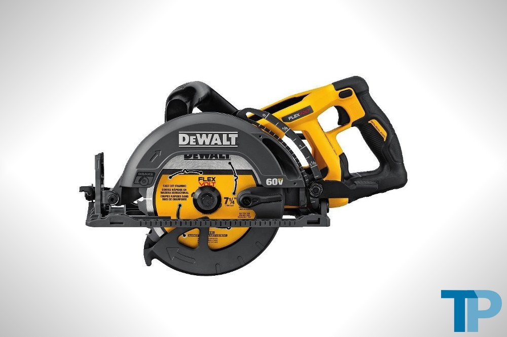 DEWALT DCS577B FLEXVOLT Worm Drive Style Saw Review
