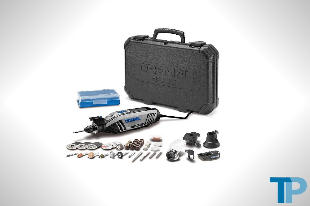 Dremel 4300-5/40 High Performance Rotary Tool Kit Review