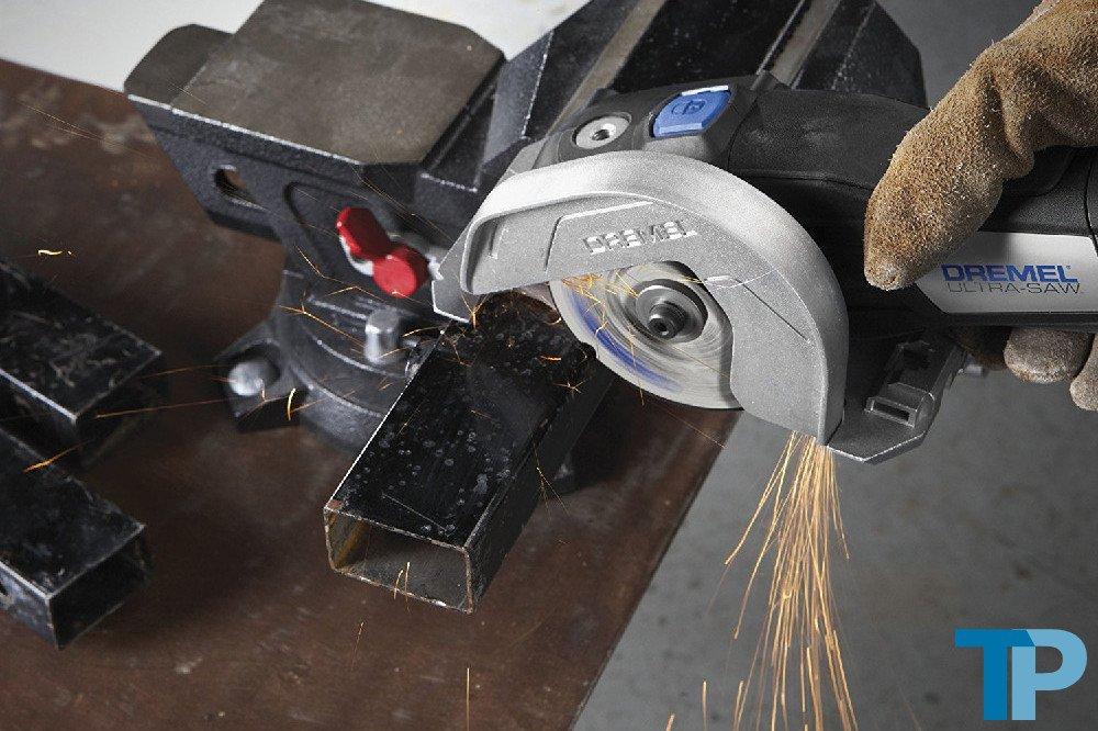 Dremel US40-03 Ultra-Saw Tool Kit Test