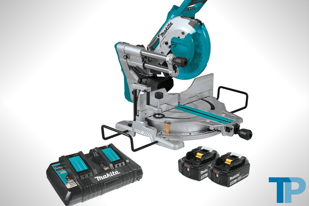 Makita XSL06PT 18V Compound Miter Saw Review