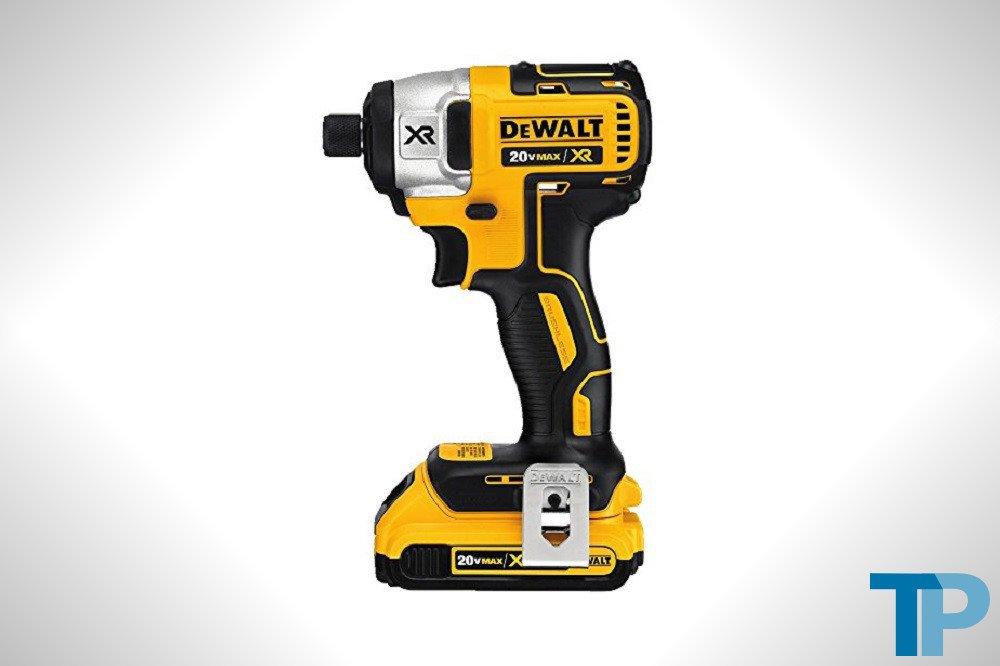 DeWalt MAX 20V XR Lithium-Ion Impact Driver Kit