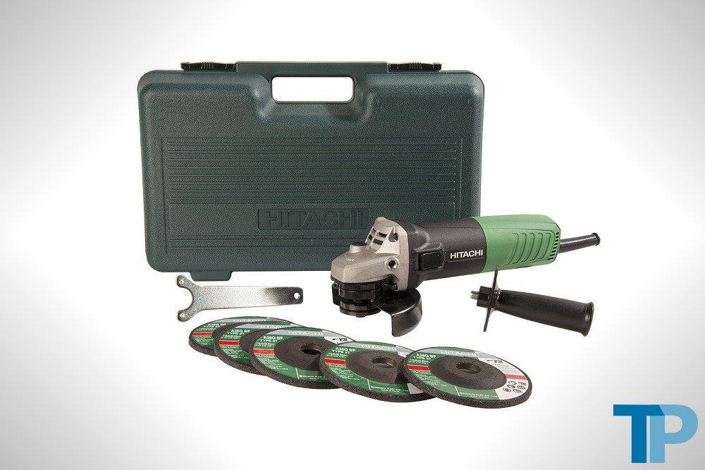 Hitachi G12SR4 6.2-Amp 4-1/2-Inch Angle Grinder Review