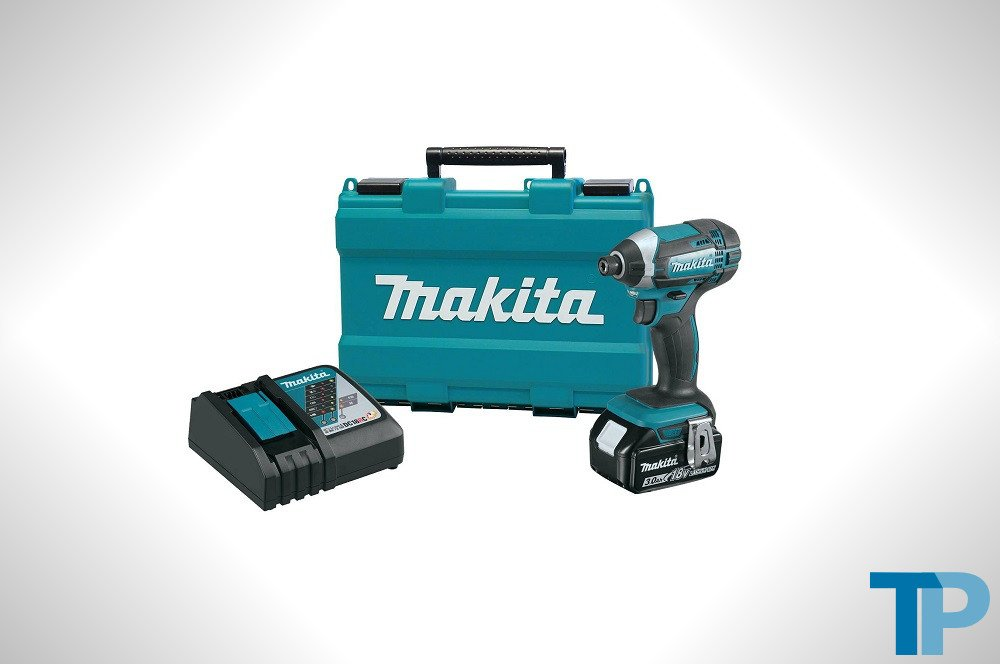 Makita 18V LXT Lithium-Ion Cordless Impact Driver Kit