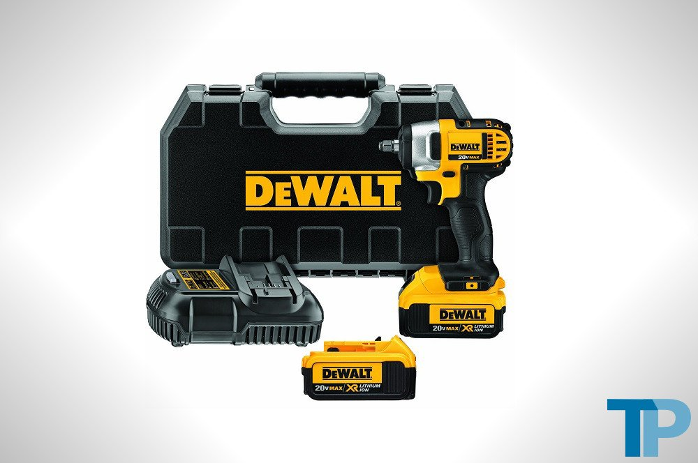 "DeWalt 20V MAX 3/8"" Impact Wrench Kit"