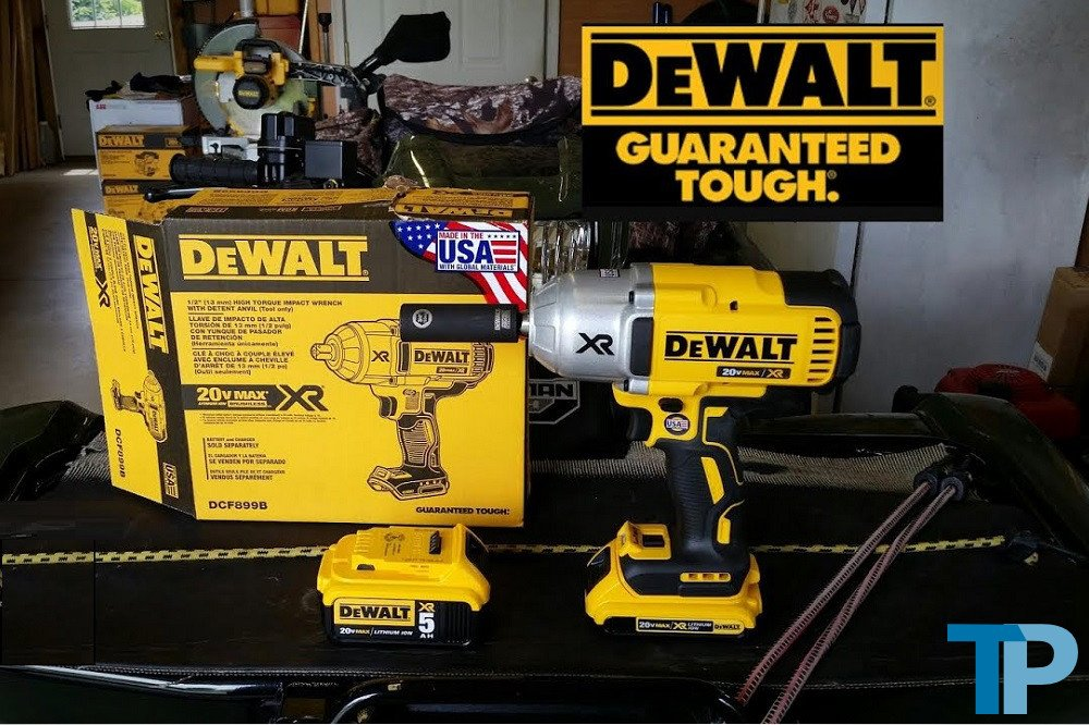 DEWALT DCF899B Impact Wrench Review