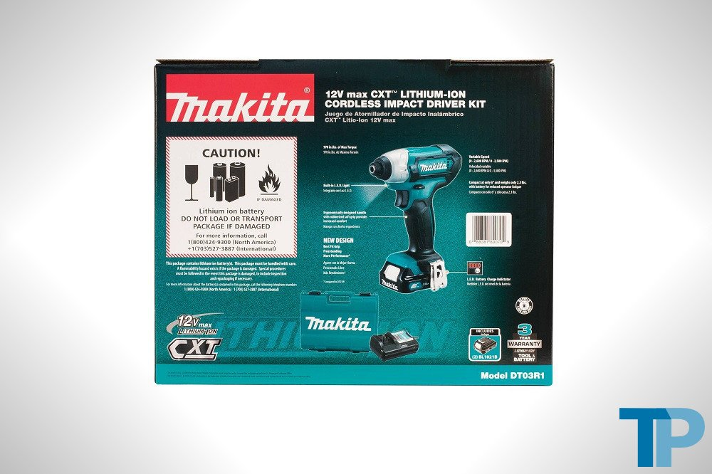 Makita DT03R1 Review