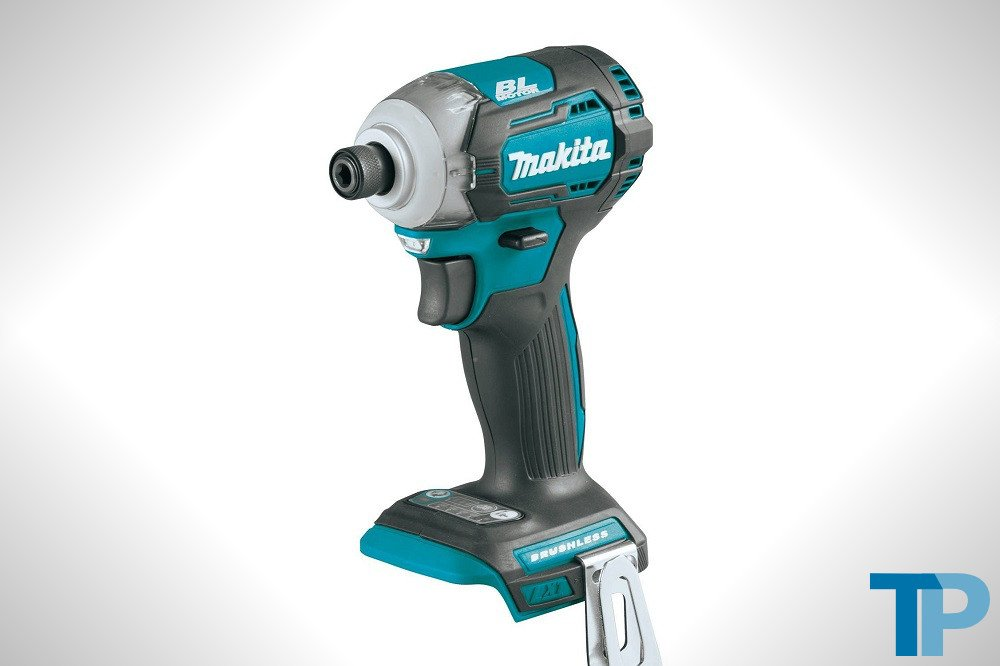 Worth It The Makita Xdt12z Impact Driver