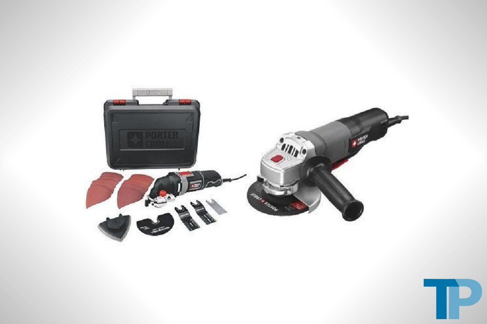 PORTER-CABLE PCE605K 3-Amp Corded Oscillating Multi-Tool Review
