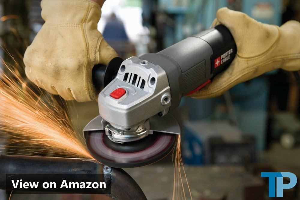 PORTER-CABLE Angle Grinder Review