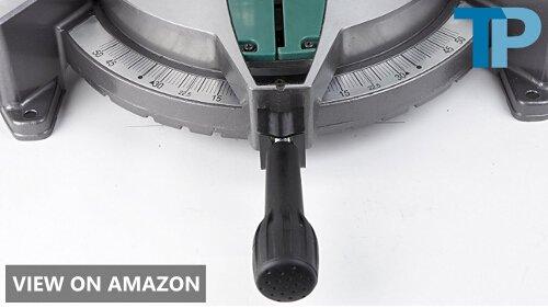 Hitachi C10FCE2 15-Amp 10-inch Single Bevel Compound Miter Saw Review