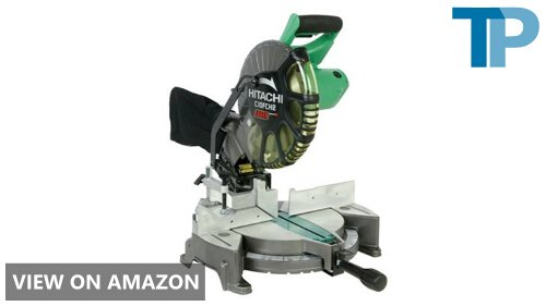 Hitachi C10FCH2 15-Amp 10-inch Single Bevel Compound Miter Saw Review