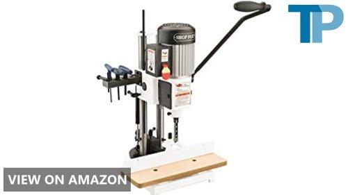 Shop Fox W1671 3/4 HP Heavy-duty Mortising Machine