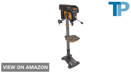 WEN 4225 8.6-Amp Variable Speed Floor Standing Drill Press