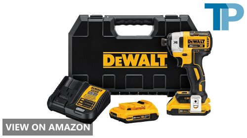 DEWALT DCF887D2 20V MAX XR Li-ion Impact Driver Kit Review