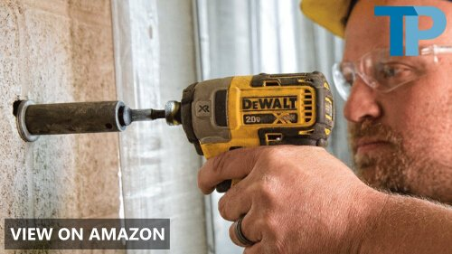 DEWALT DCF888B 20V Max XR Brushless Tool Connect Impact Driver Kit Review