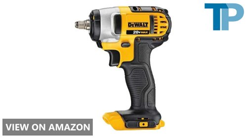 DEWALT DCF883B 20-Volt MAX Lithium Ion 3/8-Inch Impact Wrench Review