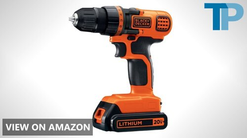 BLACK+DECKER LDX120C vs LD120VA Cordless Drill/Driver Comparison