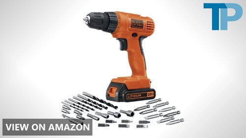 BLACK+DECKER LD120VA vs LDX120C Cordless Drill/Driver Comparison