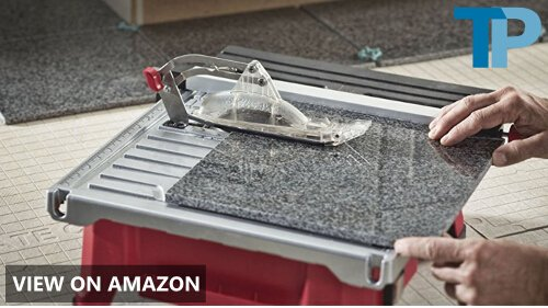 SKIL 3550-02 7-Inch Wet Tile Saw Review
